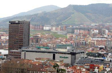 BBVA en Bilbao