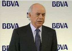 Francisco Gonzalez, presidente de BBVA