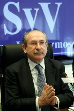 Luis del Rivero, Presidente de Sacyr