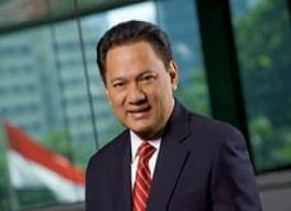 Agus Martowardojo, ministro indoneso de finanzas