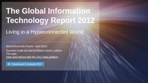 Global IT Report