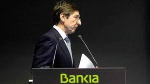 Ignacio Goirigolzarri, presidente de Bankia