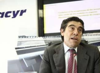 Manuel Manrique, Presidente de Sacyr