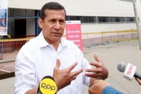 """Ollanta Humala: """"La educación es la herramienta contra la pobreza ..."""