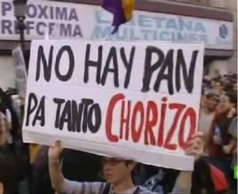Protestas contra la corrupción en España