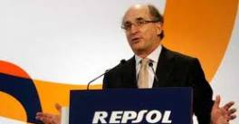 Antonio Brufau, Repsol