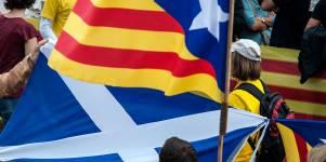 Reflejo de las encuentas sobre el proces escocés