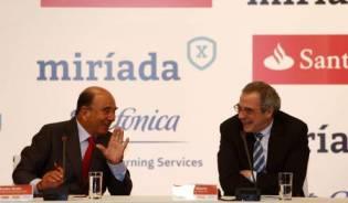 presentación de MIriadaX