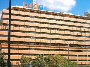 Portugal Telecom . Sede