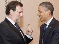 Viaje de Rajoy a Washington