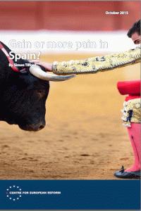 Informe ¿Avance o más sufrimiento en España?