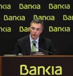 Jose Sevilla, CEO de Bankia