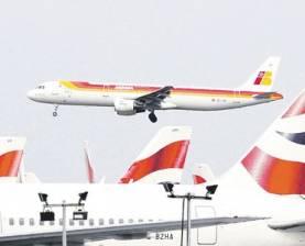 IAG, Iberia y BA