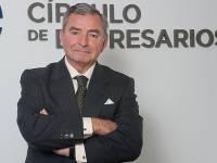Javier Vega de Seoane, presidente del Circulo de Empresarios