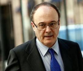 Luis María Linde, Banco de España