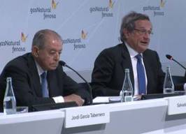 Salvador Gabarro y Rafael Villaseca, Gas Natural fenosa