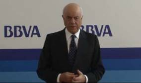 Francisco Gonzalez, ex presidente de honor del BBVA