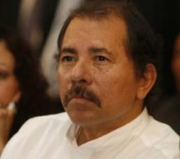 Daniel Ortega- presidente de Nicaragua