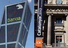 Bankia, Catalunya Caixa y CAM