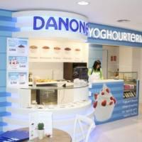 Yogurterías Danone