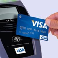 Visa, contactless