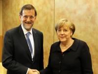 Rajoy inicia el curso político con un encuentro con Merkel en ...