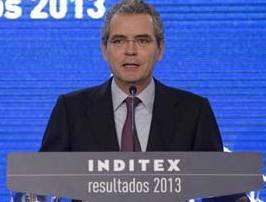 Pablo Isla, Inditex