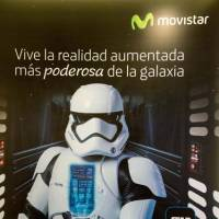 Telefónica y Stars Wars