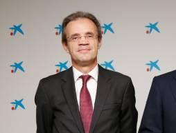 Jordi Gual y Gonzalo Gortázar, CaixaBank.