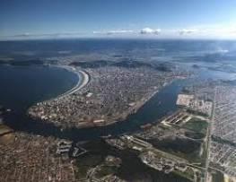 Puerto de Santos, Brasil