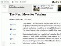 Editorial de The New York Times