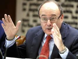 Luis Linde, ex gobernador del Banco de España.