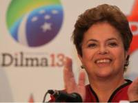 Dilma Roussel,  ex Presidenta Brasil