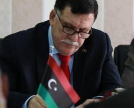 Fayez al-Sarraj, primer ministro libio