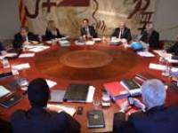 Reunión Gobierno Cataluña