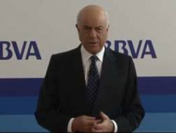 Francisco Gonzalez, ex presidente de honor del BBVA