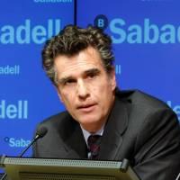 Jaime Guardiola, Banco Sabadell