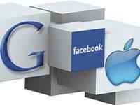 Google, Facebook y Apple