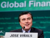 José Viñals, FMI