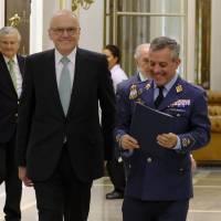 julian Martínez-Simancas y Rafael Sánchez Ortega
