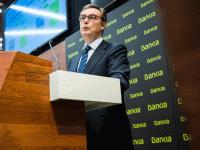 José Sevilla, CEO Bankia.