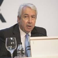 Antonio Zoidó, presidente de BME