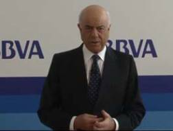 Francisco Gonzalez, presidente del BBVA