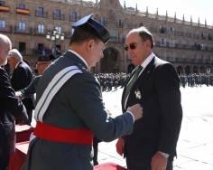 Ignacio Galan condecorado
