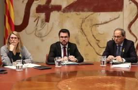 Torra, Aragonés y Artadi