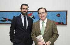 Antonio Huertas e Iñaki Ortega.