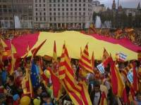 Manifestaciones en  Cataluña