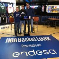 NBA Basket Lover