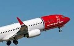 Norwegian Airlines.