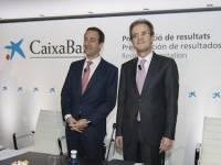 Gonzalo Gortázar y Jordu Gual, CaixaBank.